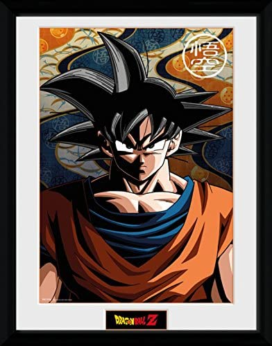 Cadre poster Dragon Ball Super