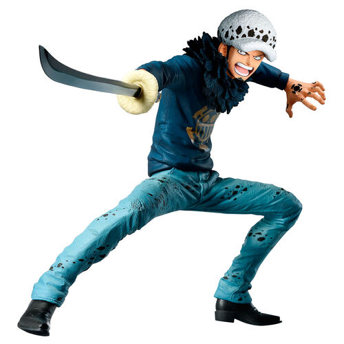 One Piece statuette PVC Ichibansho Trafalgar Law (Treasure Cruise) 14 cm - BANDAI